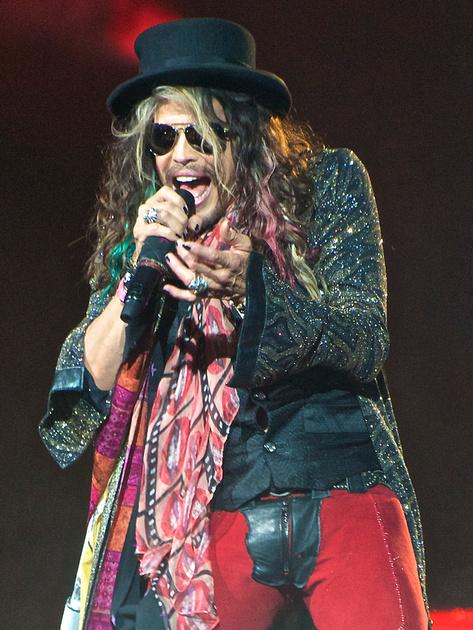 Steve Lee | Aerosmith & Slash 8/22/14 | AAC - Aerosmith ...
